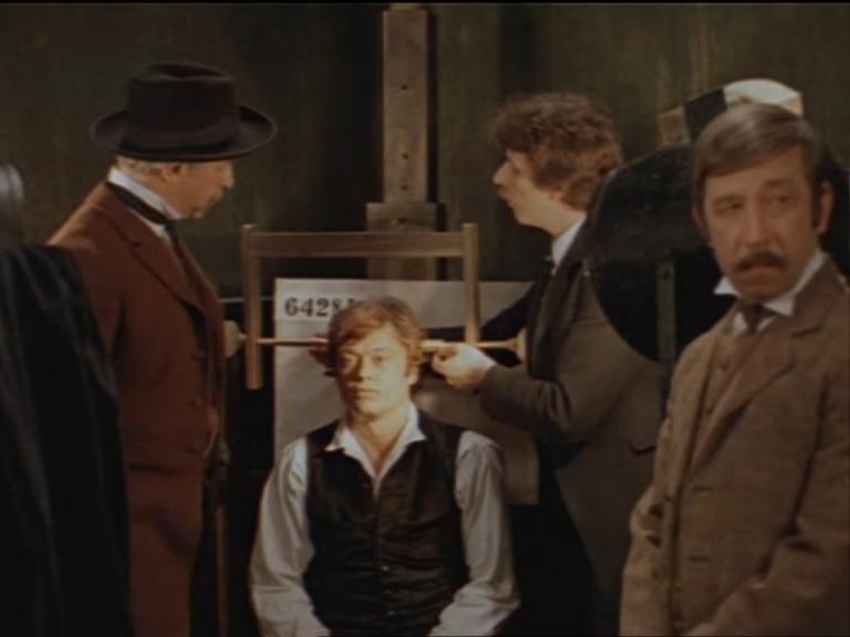 приключения шерлока холмса и доктора ватсона серия 4