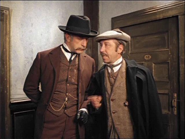 приключения шерлока холмса знакомство смотреть онлайн в хорошем качестве